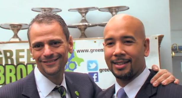 Green Educator Awards: Stephen Ritz