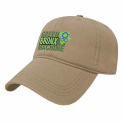 Green Bronx Machine Hat