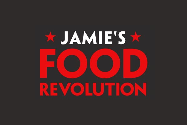 Jamies Food Revolution Logo