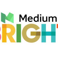 Medium Bright Logo