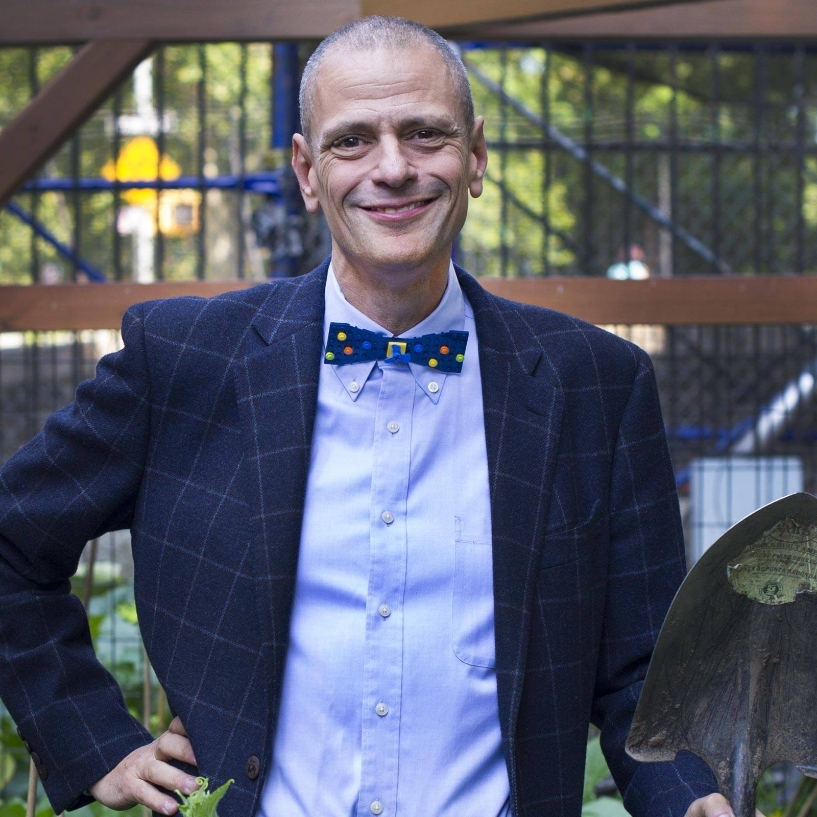 Welcome our founder Stephen Ritz to Facebook!
