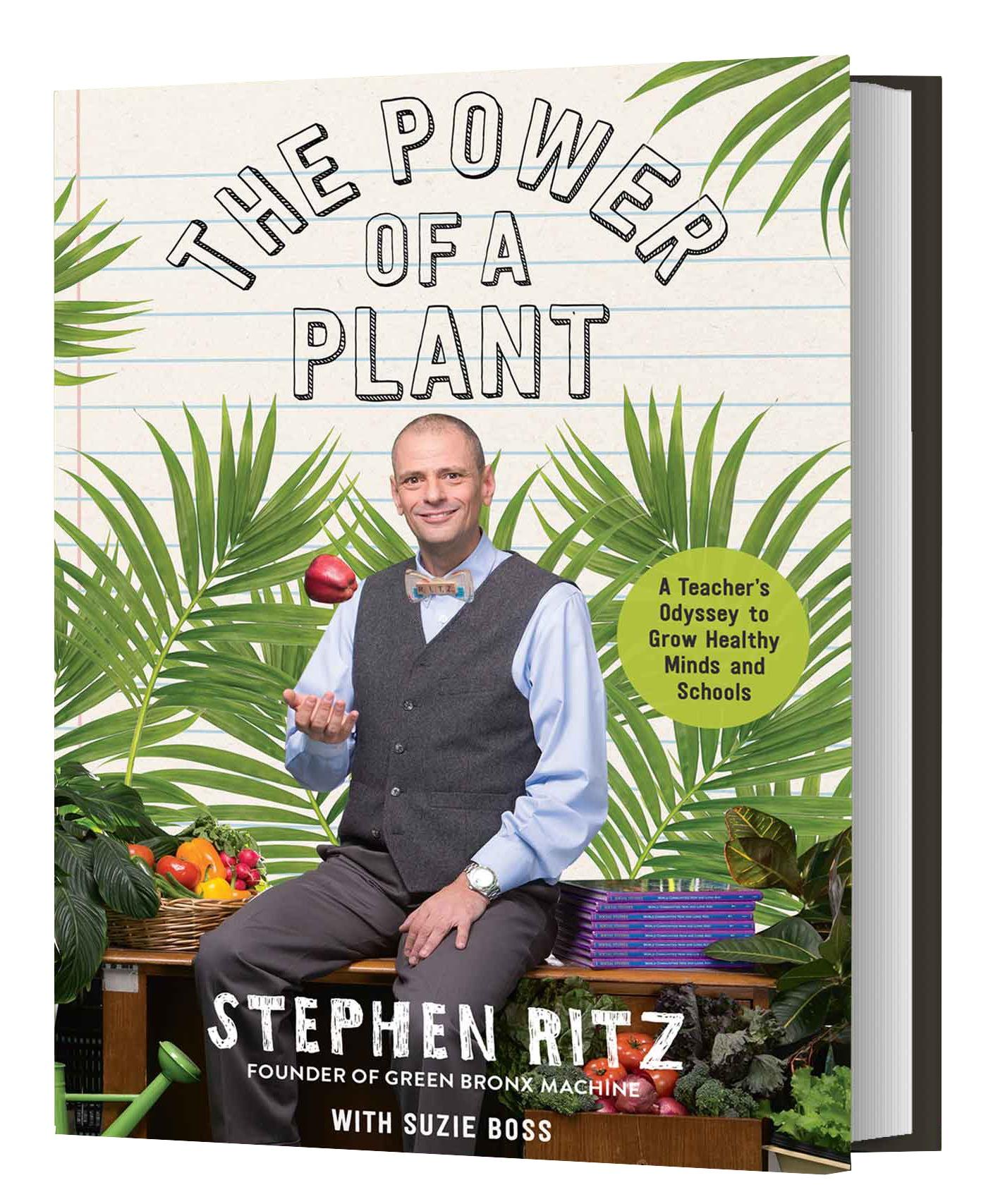 Stephen Ritz has a Book!