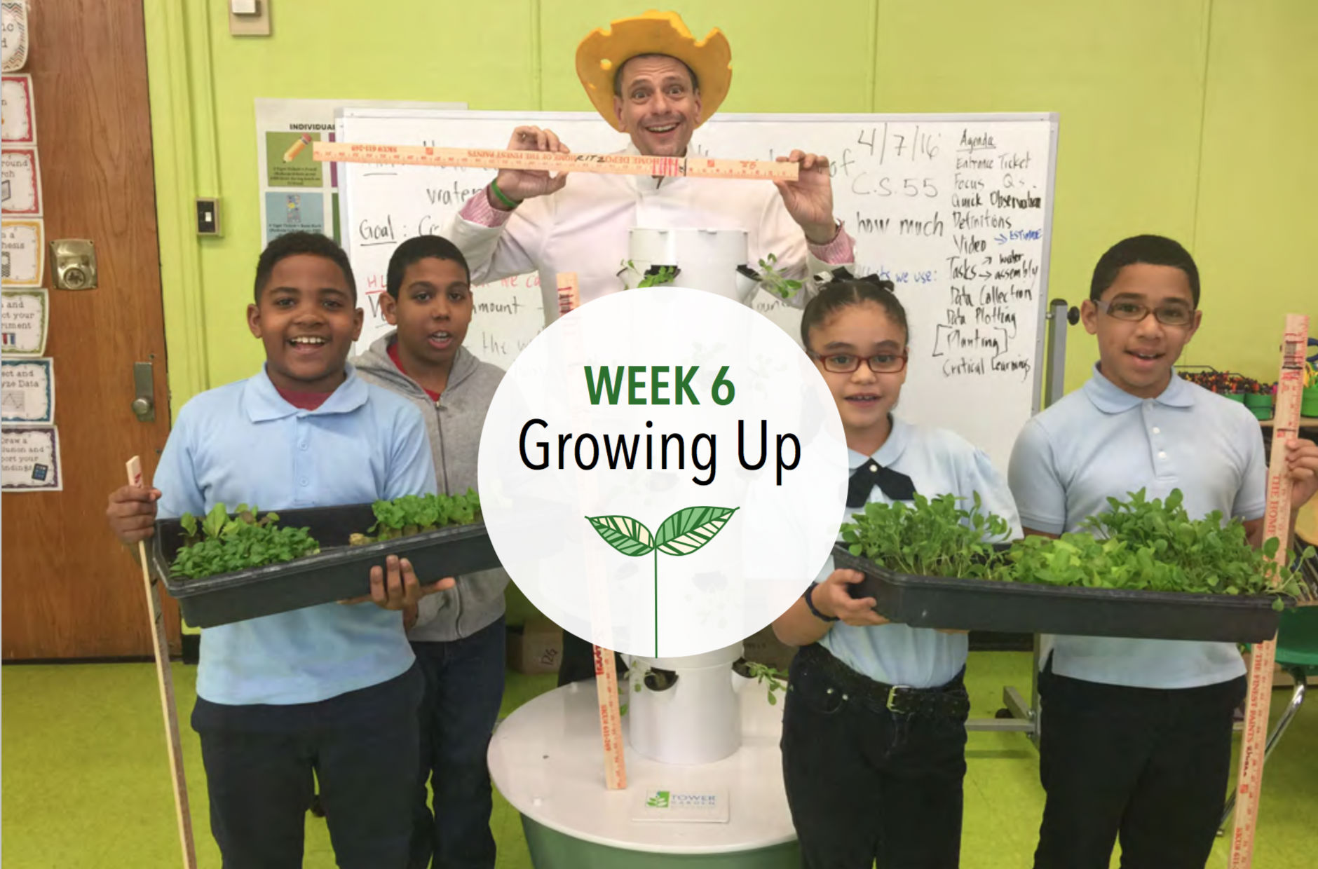 Week 6: Growing Up
