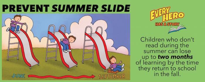 help end the summer slide