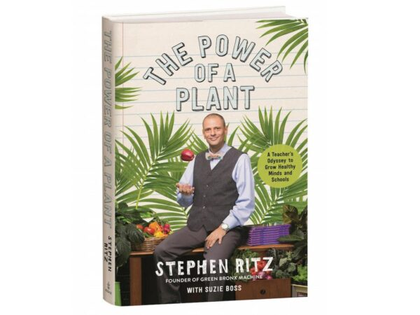 "Autographed Copy of ""The Power of a Plant"""