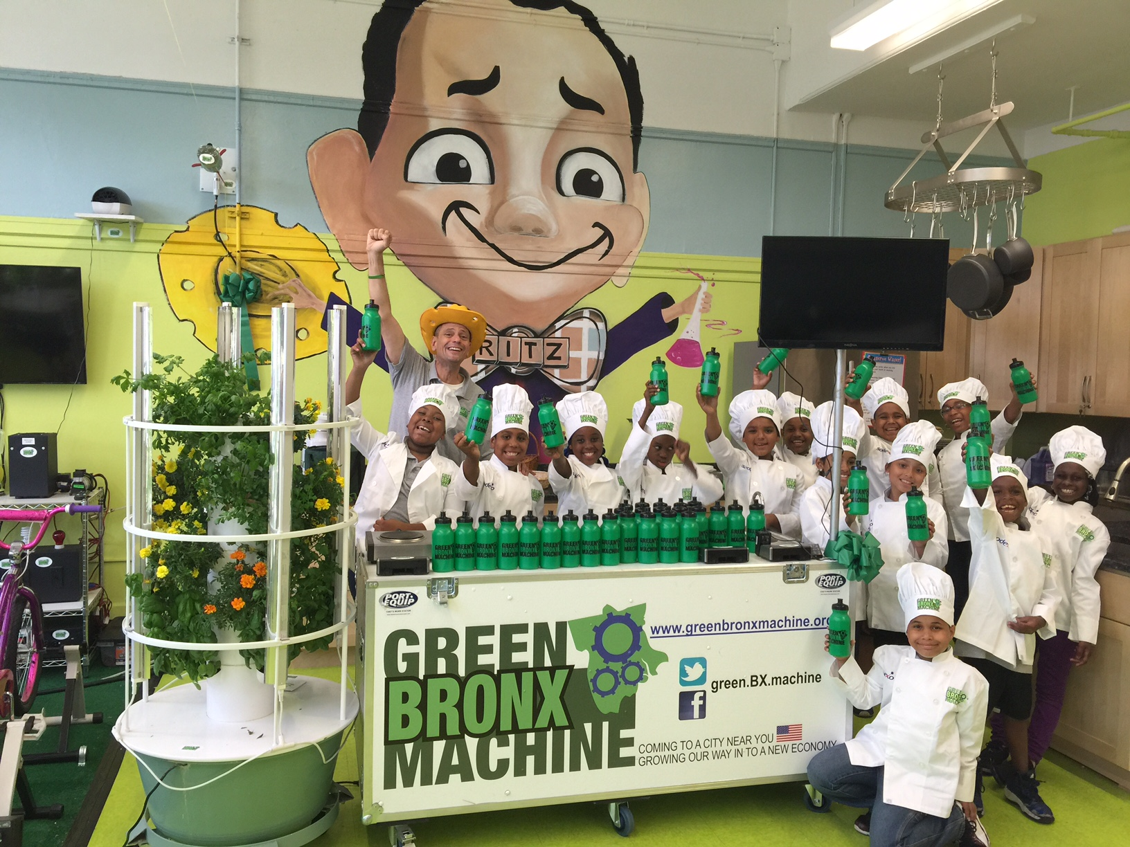 0938e8685bd Green Bronx Machine – Fuel the Machine