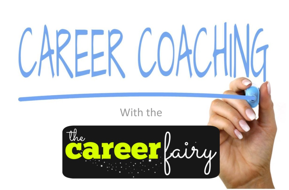 4 Weeks of Career Coaching with The Career Fairy
