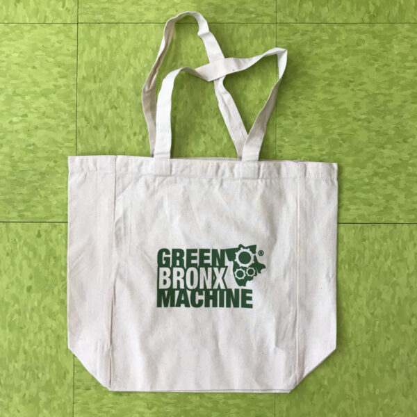 GBM Logo Canvas Bag