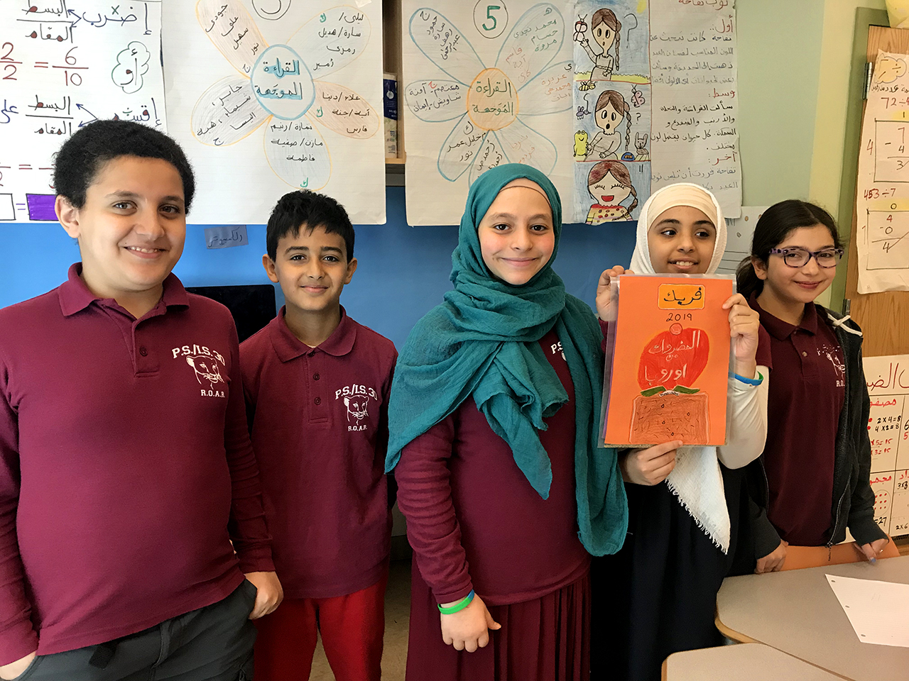 Green Bronx Machine is proud to partner with Qatar Foundation International to create a global community of diverse learners and educators and connect them through effective collaborative learning environments both inside and outside of the classroom. Qatar Foundation International translated the Green...