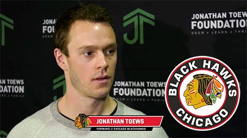 Jonathan Toews Foundation partners with Green Bronx Machine