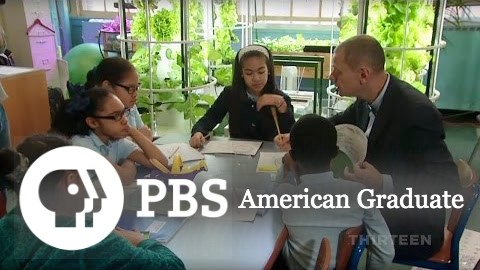 Green Bronx Machine on PBS American Graduate Day