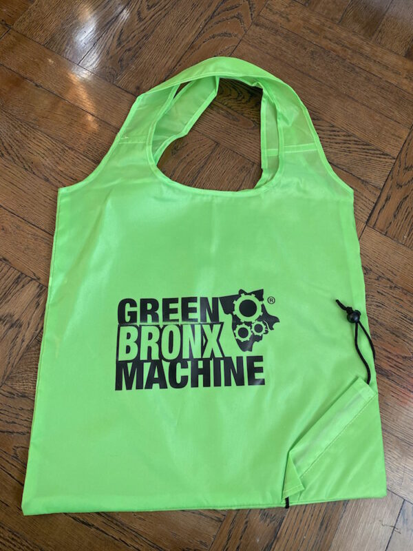 GBM Logo Grocery Tote