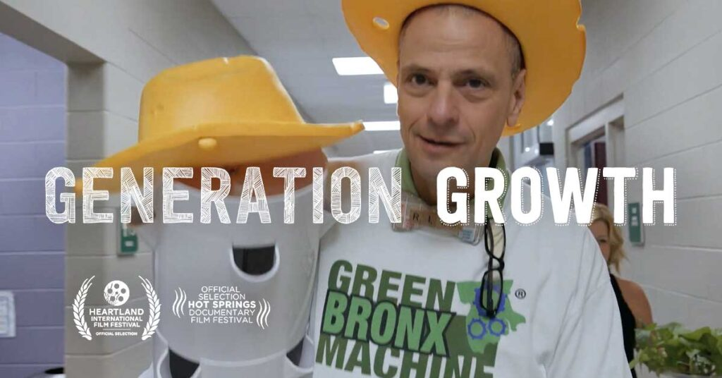 Generation Growth World Premiere